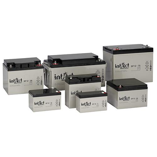 Battery Intact Block-Power BP 12-1.2