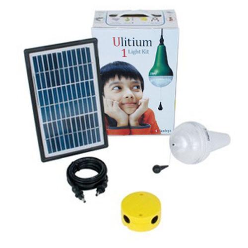 1 Ulitium 200 Solar Lightkit Weiß Sundaya