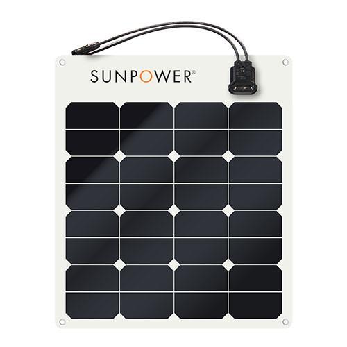 Solarmodul Sunpower SPR-E-Flex 50