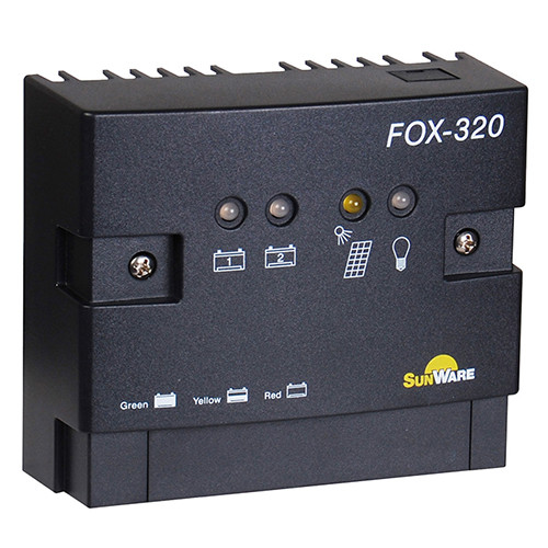Solar Charge Controller Sunware FOX-320