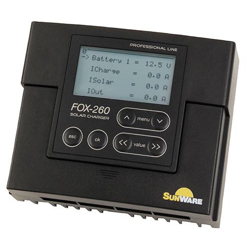 Solar Charge Controller Sunware FOX-360