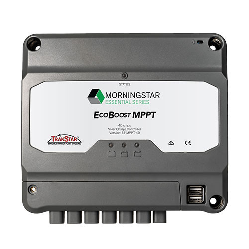 Solarladeregler MPPT Morningstar EB-MPPT-20