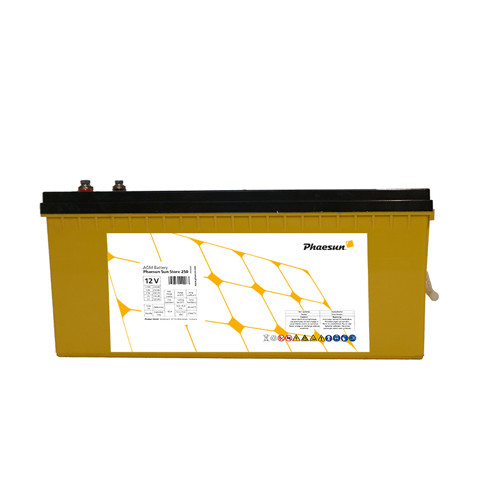 Batterie AGM Phaesun Sun Store 250
