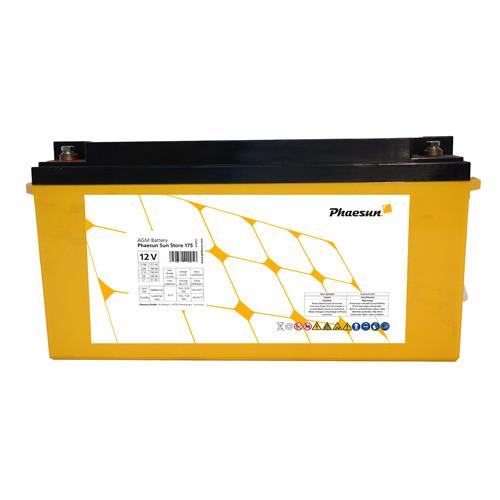 Batterie AGM Phaesun Sun Store 175