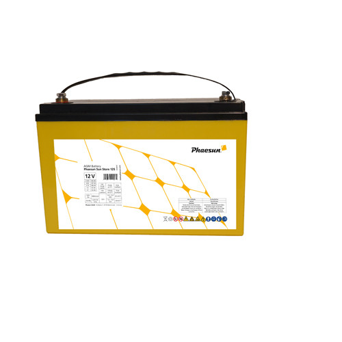 Batterie AGM Phaesun Sun Store 125