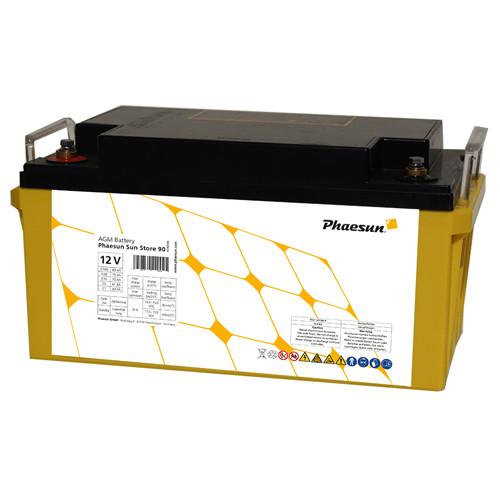 Batterie AGM Phaesun Sun Store 90