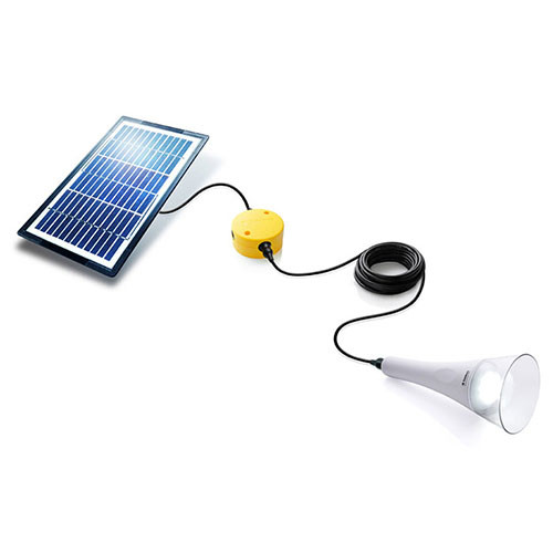 1 T-Lite Solar Lightkit Weiß Sundaya