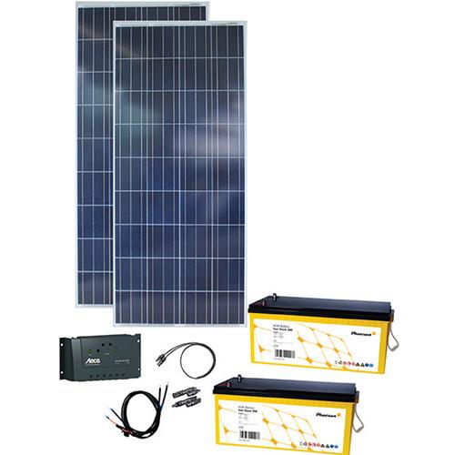 Energy Generation Kit Solar Rise 300W | 12V