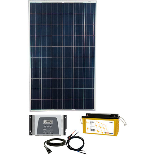 Energy Generation Kit Solar Rise 600W | 24V