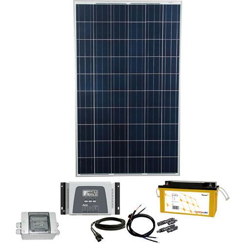 Energy Generation Kit Solar Rise 1,2Kw | 24V