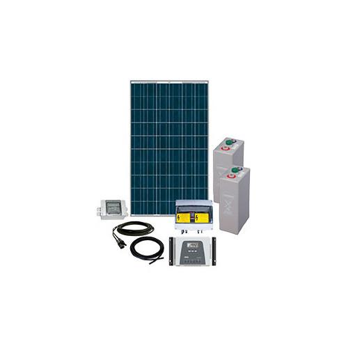 Energy Generation Kit Solar Rise 2,5Kw | 48V