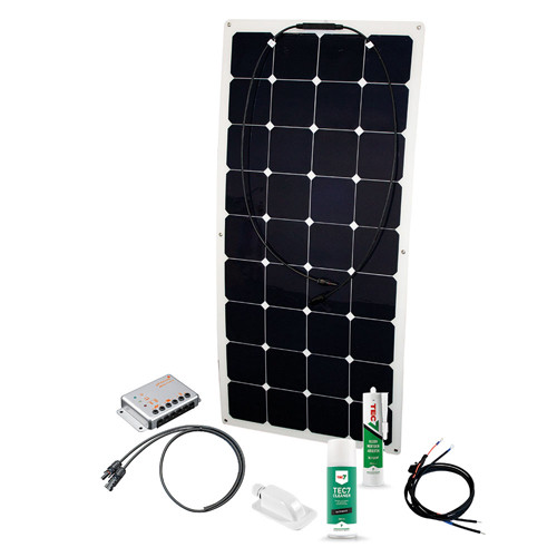 Energy Generation Kit Flex Rise 130W/12V