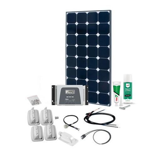 SPR Caravan Kit Solar Peak MPPT 3020 120 W   12V
