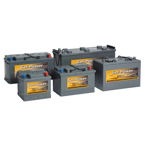 Battery Intact Gel-Power 125