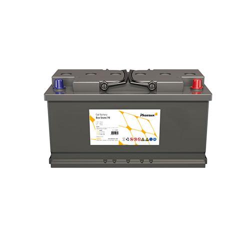 Batterie Gel Phaesun Eco Store 140