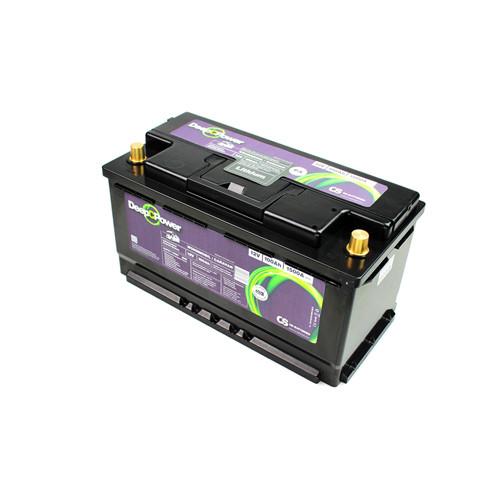 Batterie Lithium CS Electronic CSX12100-BMS100CS