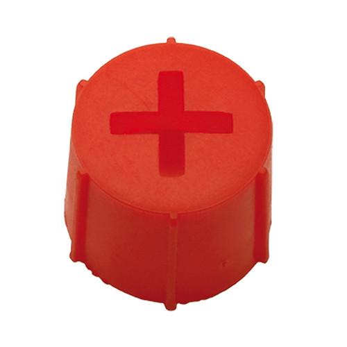 +Polabdeckung Rot Für DIN Starterbatterien -PKW-