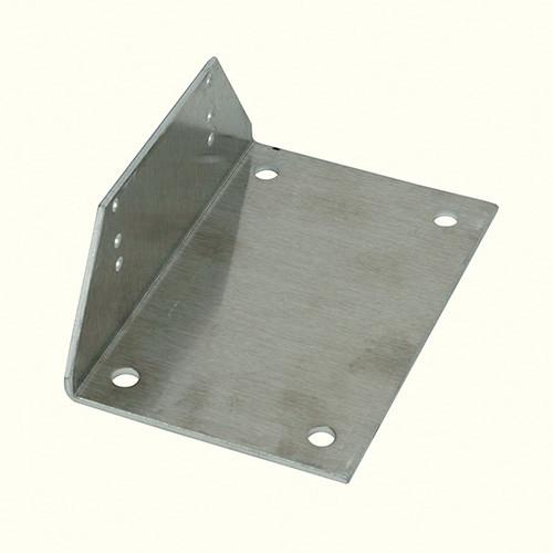 Aluminiumwinkelset MHA 1 (4 Winkel Inklusive 8 Blechschrauben)