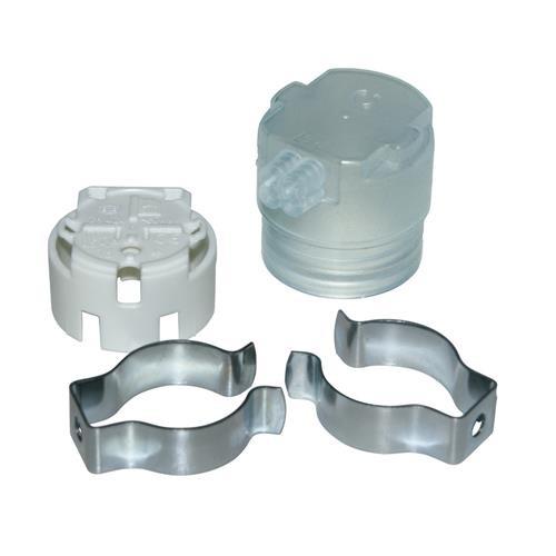 G13-Clip-Set For PN-OP 1000/OP2000-T8-24V